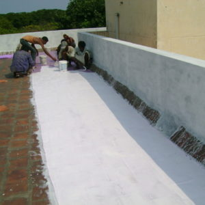 Terrace Waterproofing service in Mumbai